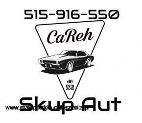 KUPIMY TWOJE AUTO SKUP AUT BEZ WAŻNYCH OPŁAT 515-916-550